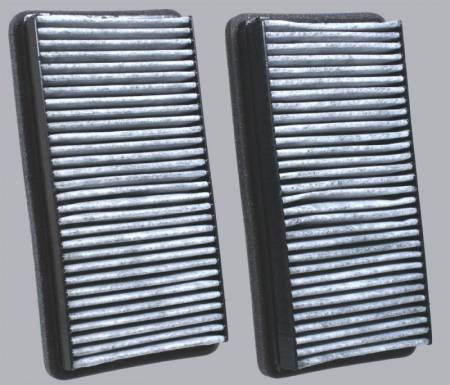 FilterHeads - AQ1041C Cabin Air Filter - Carbon Media, Absorbs Odors 3PK - Buy 2, Get 1 Free! - Image 2
