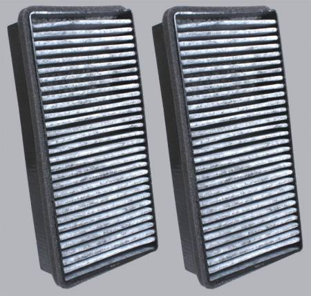 FilterHeads - AQ1041C Cabin Air Filter - Carbon Media, Absorbs Odors 3PK - Buy 2, Get 1 Free! - Image 3