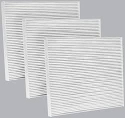 Cabin Air Filter - FilterHeads - AQ1042 Cabin Air Filter - Particulate Media 3PK - Buy 2, Get 1 Free!
