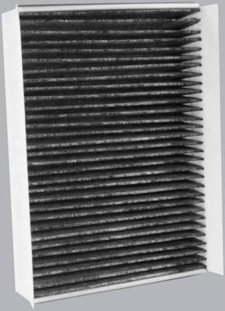 FilterHeads - AQ1043C Cabin Air Filter - Carbon Media, Absorbs Odors 3PK - Buy 2, Get 1 Free! - Image 2