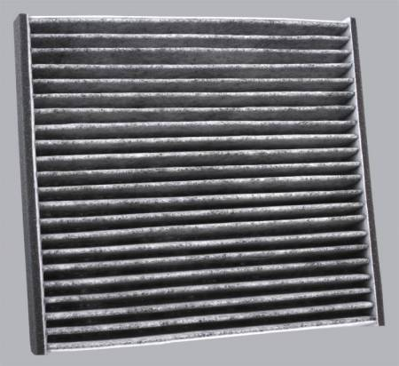 FilterHeads - AQ1050 Cabin Air Filter - Carbon Media, Absorbs Odors 3PK - Buy 2, Get 1 Free! - Image 2
