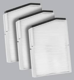 Cabin Air Filter - FilterHeads - AQ1051 Cabin Air Filter - Particulate Media 3PK - Buy 2, Get 1 Free!
