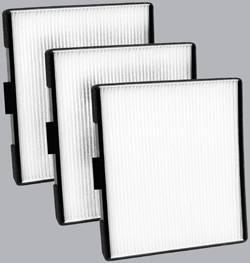 Cabin Air Filter - FilterHeads - AQ1053 Cabin Air Filter - Particulate Media 3PK - Buy 2, Get 1 Free!