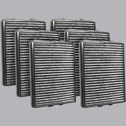 FilterHeads - AQ1055C Cabin Air Filter - Carbon Media, Absorbs Odors 3PK - Buy 2, Get 1 Free! - Image 1