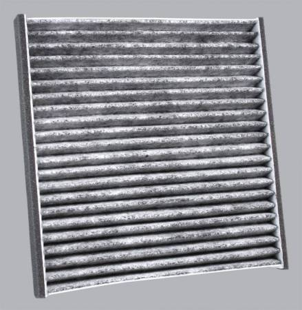 FilterHeads - AQ1064 Cabin Air Filter - Carbon Media, Absorbs Odors 3PK - Buy 2, Get 1 Free! - Image 2