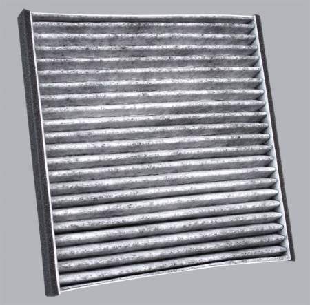 FilterHeads - AQ1064 Cabin Air Filter - Carbon Media, Absorbs Odors 3PK - Buy 2, Get 1 Free! - Image 3