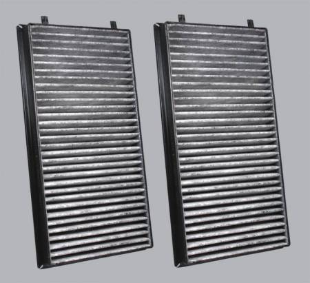 FilterHeads - AQ1066C Cabin Air Filter - Carbon Media, Absorbs Odors 3PK - Buy 2, Get 1 Free! - Image 2