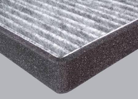 FilterHeads - AQ1067C Cabin Air Filter - Carbon Media, Absorbs Odors 3PK - Buy 2, Get 1 Free! - Image 4