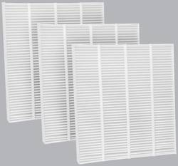 FilterHeads - AQ1071 Cabin Air Filter - Particulate Media 3PK - Buy 2, Get 1 Free! - Image 1