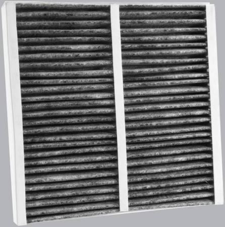 FilterHeads - AQ1075C Cabin Air Filter - Carbon Media, Absorbs Odors 3PK - Buy 2, Get 1 Free! - Image 2
