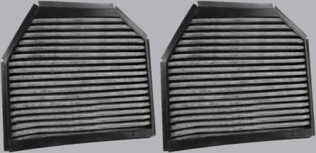 FilterHeads - AQ1078C Cabin Air Filter - Carbon Media, Absorbs Odors 3PK - Buy 2, Get 1 Free! - Image 2