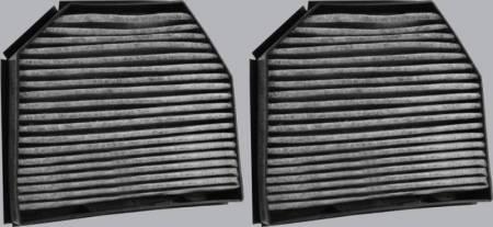 FilterHeads - AQ1078C Cabin Air Filter - Carbon Media, Absorbs Odors 3PK - Buy 2, Get 1 Free! - Image 3