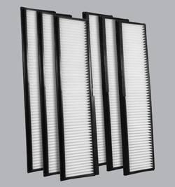 FilterHeads - AQ1081 Cabin Air Filter - Particulate Media 3PK - Buy 2, Get 1 Free!
