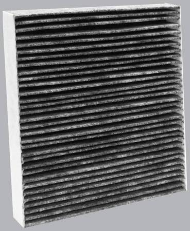 FilterHeads - AQ1091C Cabin Air Filter - Carbon Media, Absorbs Odors 3PK - Buy 2, Get 1 Free! - Image 2
