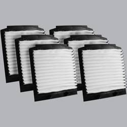 FilterHeads - AQ1092 Cabin Air Filter - Particulate Media 3PK - Buy 2, Get 1 Free! - Image 1
