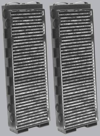 FilterHeads - AQ1093C Cabin Air Filter - Carbon Media, Absorbs Odors 3PK - Buy 2, Get 1 Free! - Image 2