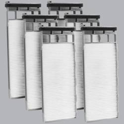 FilterHeads - AQ1094 Cabin Air Filter - Particulate Media 3PK - Buy 2, Get 1 Free! - Image 1