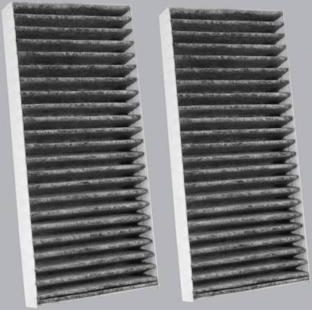 FilterHeads - AQ1095C Cabin Air Filter - Carbon Media, Absorbs Odors 3PK - Buy 2, Get 1 Free! - Image 2