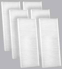 FilterHeads - AQ1113 Cabin Air Filter - Particulate Media 3PK - Buy 2, Get 1 Free! - Image 1