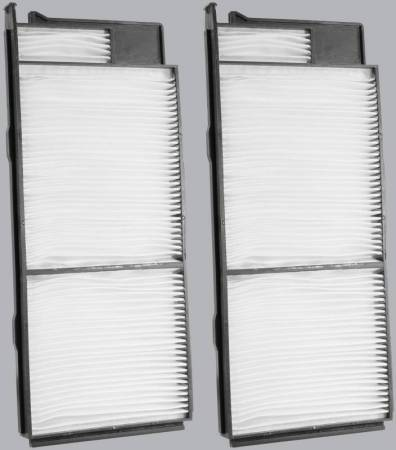 FilterHeads - AQ1117 Cabin Air Filter - Particulate Media 3PK - Buy 2, Get 1 Free! - Image 2