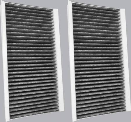 FilterHeads - AQ1134 Cabin Air Filter - Carbon Media, Absorbs Odors 3PK - Buy 2, Get 1 Free! - Image 2