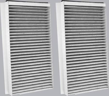 FilterHeads - AQ1134 Cabin Air Filter - Carbon Media, Absorbs Odors 3PK - Buy 2, Get 1 Free! - Image 3