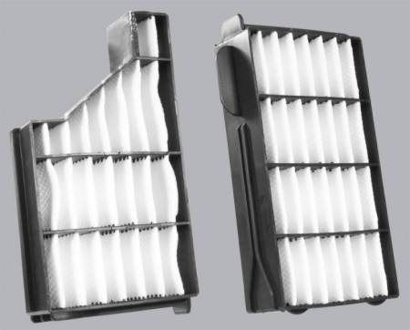 FilterHeads - AQ1135 Cabin Air Filter - Particulate Media 3PK - Buy 2, Get 1 Free! - Image 2