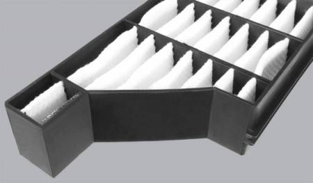 FilterHeads - AQ1135 Cabin Air Filter - Particulate Media 3PK - Buy 2, Get 1 Free! - Image 3