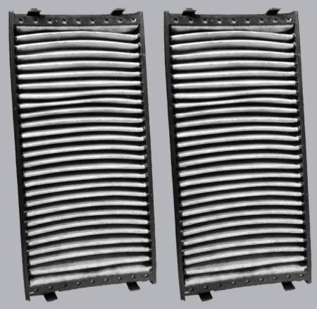 FilterHeads - AQ1147C Cabin Air Filter - Carbon Media, Absorbs Odors 3PK - Buy 2, Get 1 Free! - Image 2