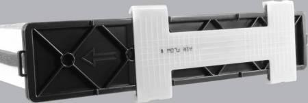 FilterHeads - AQ1161C Cabin Air Filter - Carbon Media, Absorbs Odors 3PK - Buy 2, Get 1 Free! - Image 5
