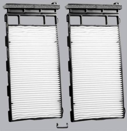 FilterHeads - AQ1166 Cabin Air Filter - Particulate Media 3PK - Buy 2, Get 1 Free! - Image 2