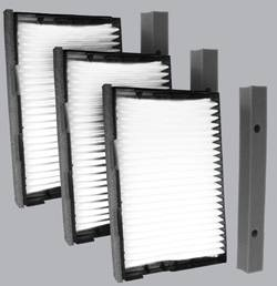 FilterHeads - AQ1169 Cabin Air Filter - Particulate Media 3PK - Buy 2, Get 1 Free! - Image 1