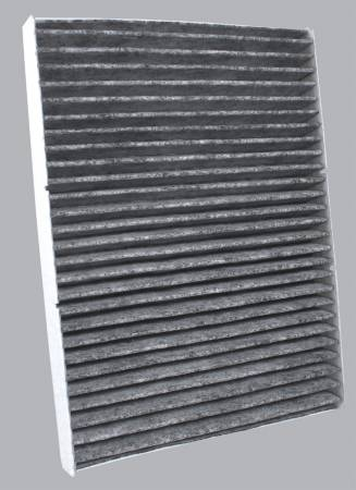 FilterHeads - AQ1008C Cabin Air Filter - Carbon Media, Absorbs Odors - Image 1