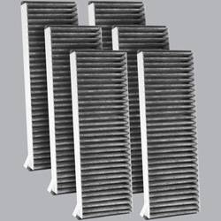 FilterHeads - AQ1177C Cabin Air Filter - Carbon Media, Absorbs Odors 3PK