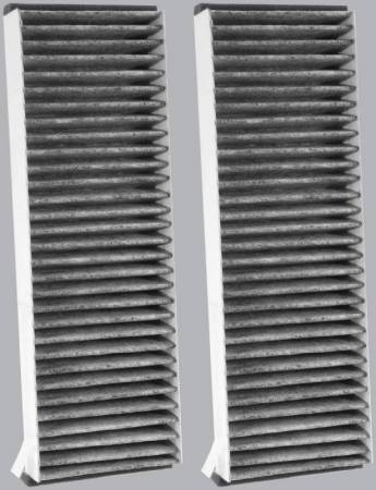 FilterHeads - AQ1177C Cabin Air Filter - Carbon Media, Absorbs Odors 3PK - Buy 2, Get 1 Free! - Image 2