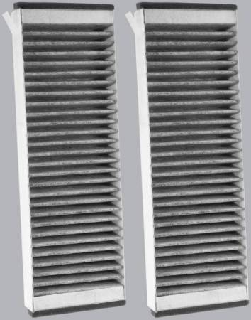 FilterHeads - AQ1177C Cabin Air Filter - Carbon Media, Absorbs Odors 3PK - Buy 2, Get 1 Free! - Image 3