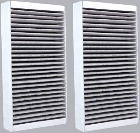 FilterHeads - AQ1180C Cabin Air Filter - Carbon Media, Absorbs Odors 3PK - Buy 2, Get 1 Free! - Image 3