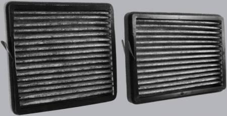 FilterHeads - AQ1184C Cabin Air Filter - Carbon Media, Absorbs Odors 3PK - Buy 2, Get 1 Free! - Image 2