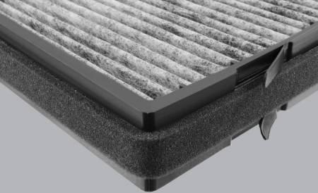 FilterHeads - AQ1184C Cabin Air Filter - Carbon Media, Absorbs Odors 3PK - Buy 2, Get 1 Free! - Image 3