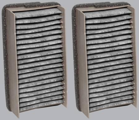Chevrolet Venture - Chevrolet Venture 2000 - FilterHeads - AQ1010C Cabin Air Filter - Carbon Media, Absorbs Odors