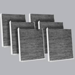 FilterHeads - AQ1194C Cabin Air Filter - Carbon Media, Absorbs Odors 3PK - Buy 2, Get 1 Free! - Image 1