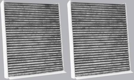 FilterHeads - AQ1194C Cabin Air Filter - Carbon Media, Absorbs Odors 3PK - Buy 2, Get 1 Free! - Image 2