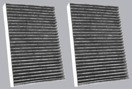 FilterHeads - AQ1195C Cabin Air Filter - Carbon Media, Absorbs Odors 3PK - Buy 2, Get 1 Free! - Image 2