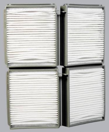 FilterHeads - AQ1201 Cabin Air Filter - Particulate Media 3PK - Buy 2, Get 1 Free! - Image 2