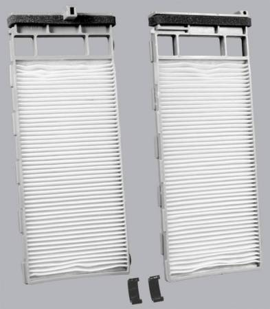FilterHeads - AQ1204 Cabin Air Filter - Particulate Media 3PK - Buy 2, Get 1 Free! - Image 2