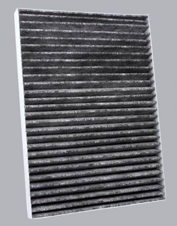 FilterHeads - AQ1205C Cabin Air Filter - Carbon Media, Absorbs Odors 3PK - Buy 2, Get 1 Free! - Image 2