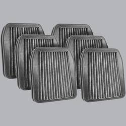 FilterHeads - AQ1208C Cabin Air Filter - Carbon Media, Absorbs Odors 3PK - Buy 2, Get 1 Free! - Image 1