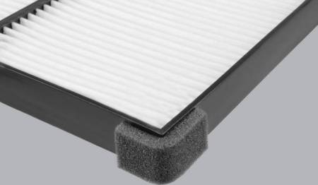 FilterHeads - AQ1214 Cabin Air Filter - Particulate Media 3PK - Buy 2, Get 1 Free! - Image 3