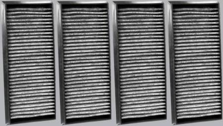 FilterHeads - AQ1218C Cabin Air Filter - Carbon Media, Absorbs Odors 3PK - Buy 2, Get 1 Free! - Image 2