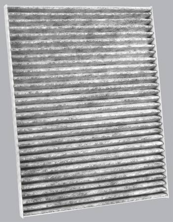 FilterHeads - AQ1016C Cabin Air Filter - Carbon Media, Absorbs Odors - Image 1